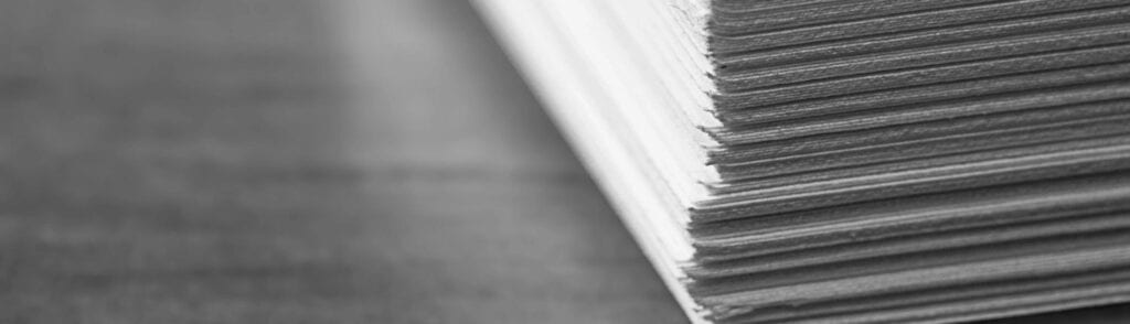 stack of paperwork indicating poor work order management
