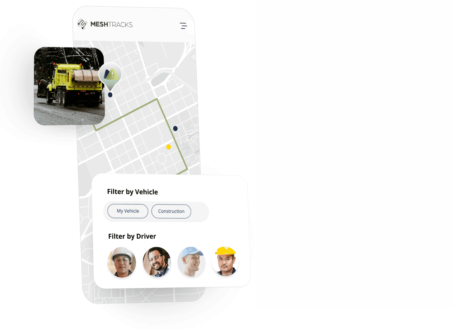 mobile gps fleet tracking software for government