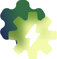 icon mesh cog